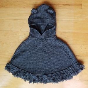 Gap Knit Poncho